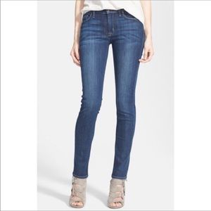 Hudson Collette Mid Rise Skinny Jean